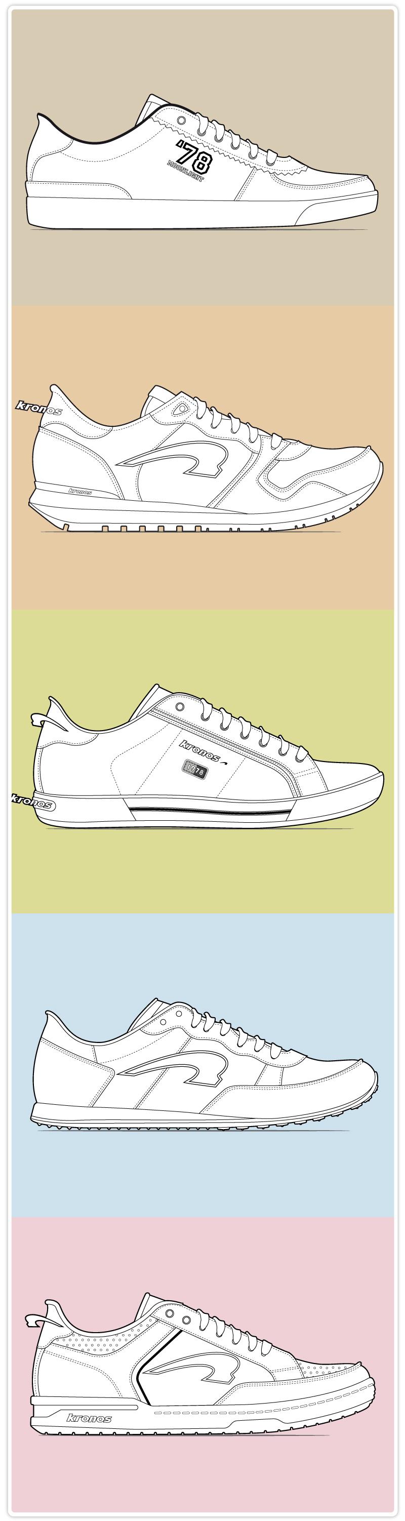 Kronos calzature