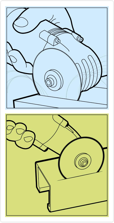 worx tools illustrations