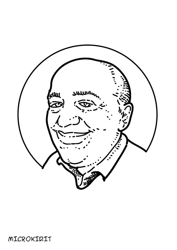 Marco cattaneo portrait ritratto